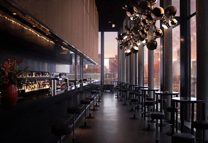 Современные светильники  Современный светильник Atomic от бренда Delightfull multi light sculptural sphere pendant chandelier 06