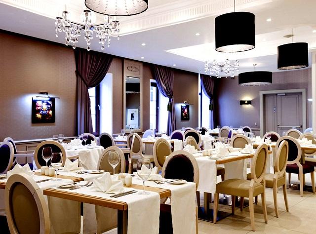 10 лучших отелей России 2013 года – только проверенные места Mercure Arbat Moscow photos Restaurant1