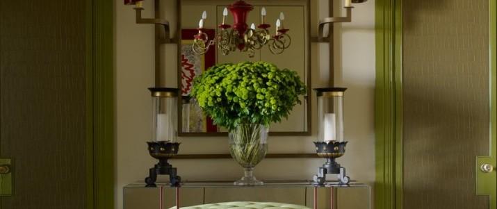 Кирилл Истомин- самый классичесий из всех русских декораторов и, возможно, самый образований