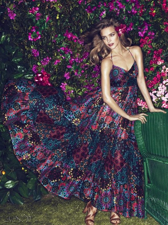 Наталья Водянова - внешняя красота и богатый внутренний мир 1