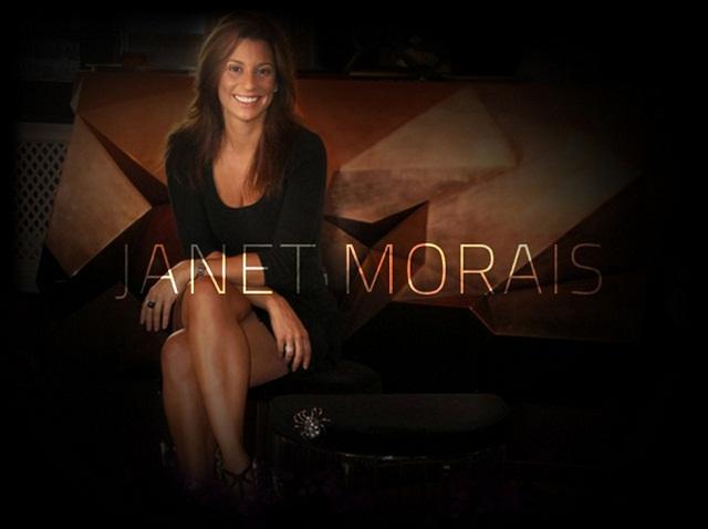 JANET MORAIS — изысканный современный дизайнер JanetMorais