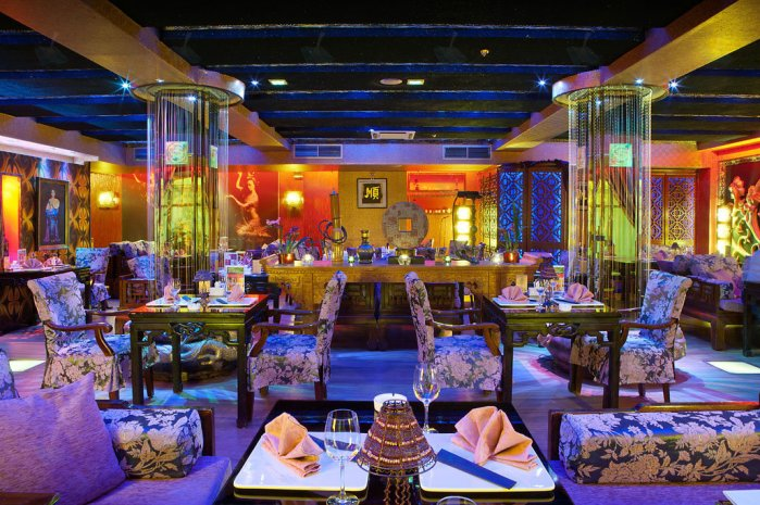 Рестораны_премиум-класса-в-Москве-лучшие-идеи-дизайна-интерьера-Ресторан_Тан2  5 ресторанов класса премиум в Москве: лучшие идеи дизайна интерьера для дизайнеров и архитекторов                                                                                                                                               2