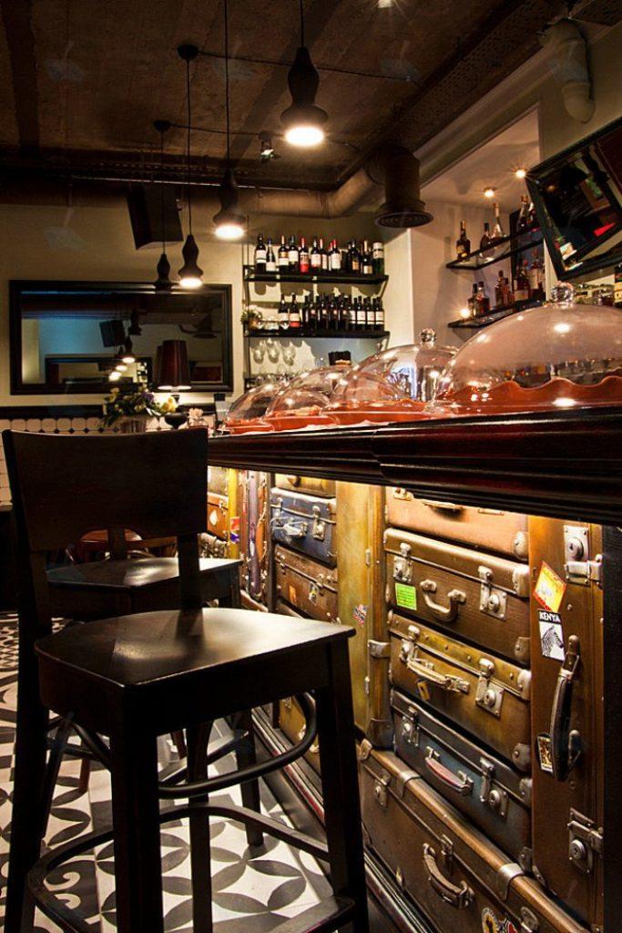 Рестораны_премиум-класса-в-Москве-лучшие-идеи-дизайна-интерьера- бар_Панаехали  5 ресторанов класса премиум в Москве: лучшие идеи дизайна интерьера для дизайнеров и архитекторов
