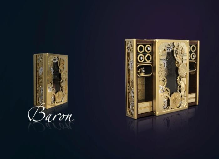 Топ_роскошных _мероприятий- Международная выставка_часов_и _ювелирных _изделий- Baselworld 2014-сейф-Baroon