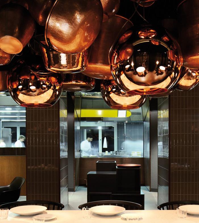 Топ рестораны 2014: Architectural Digest                           2014 Architectural Digest 13