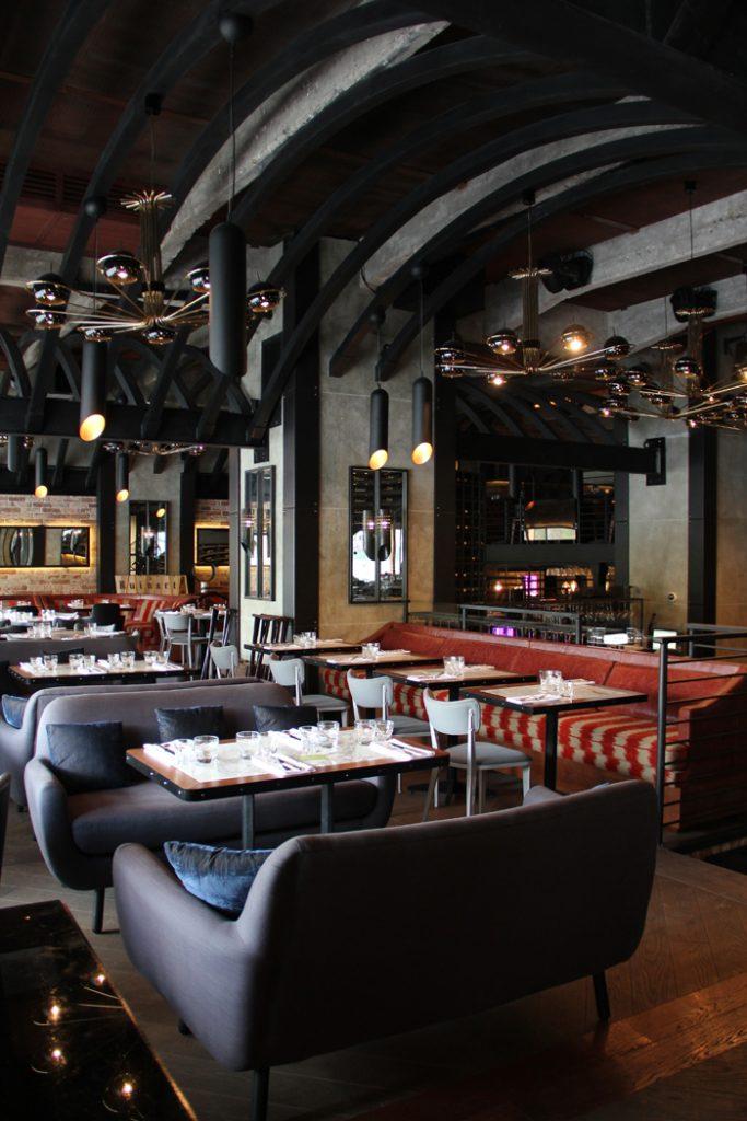 Проект ресторана Jerome & Patrice Джером и Патрис_2