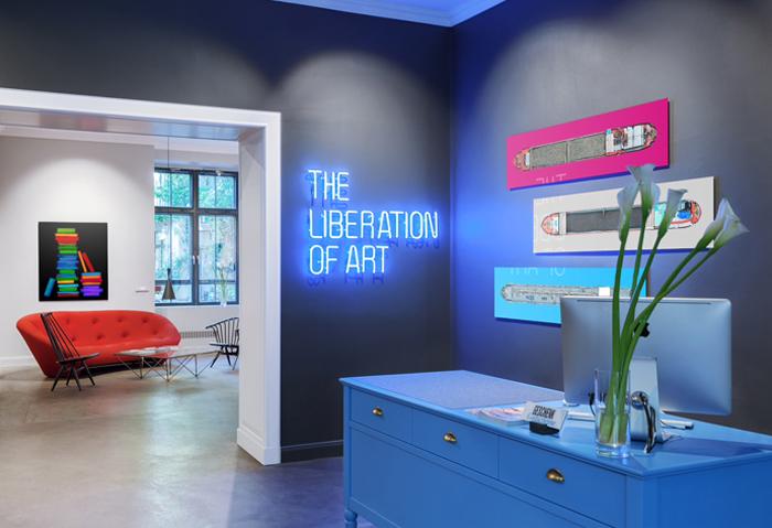 Открытие новой галереи Lumas в Москве_5