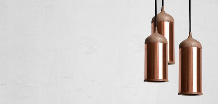 10 Медных светильников в Archiproducts_11
