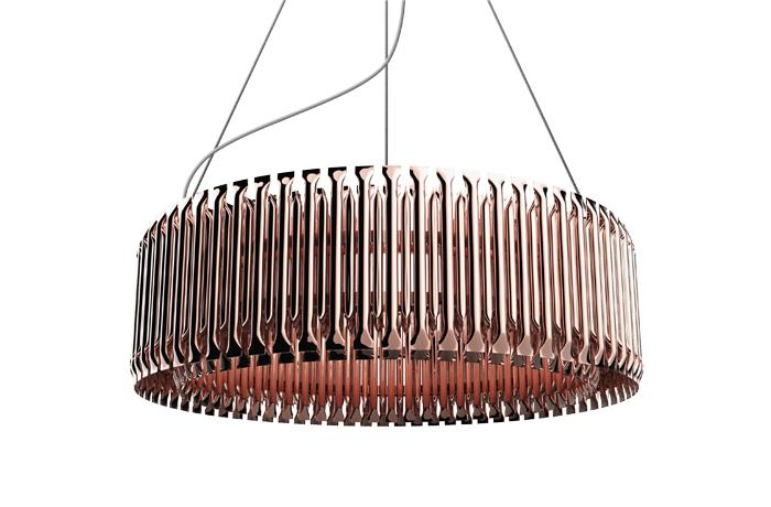 10 Медных светильников в Archiproducts_4