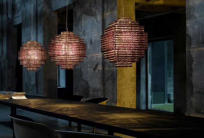 13 Самых творческих дизайнерских светильников_10  13 Самых творческих дизайнерских светильников 13                                                                                   10