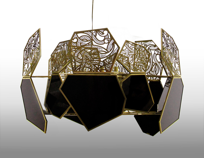 13 Самых творческих дизайнерских светильников_8  13 Самых творческих дизайнерских светильников 13                                                                                   8