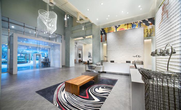 Lobby & Reception Area_700