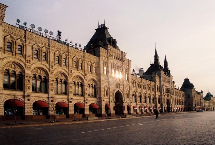 ГУМ_на_Красной_площади
