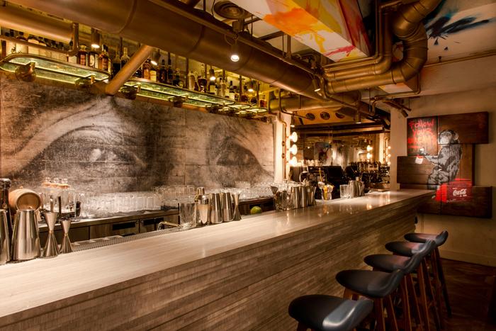 Элитный Французский ресторан в богемном стиле_10