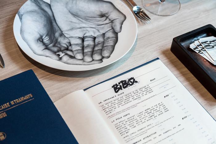 Элитный Французский ресторан в богемном стиле_16