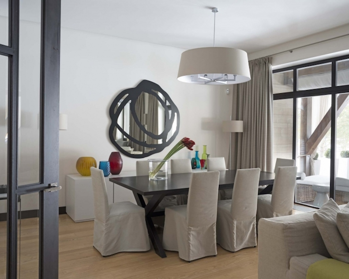 Загородный_Дом_2012_2  Оттенки серого: современный интерьер дизайн от SUITE Home Interiors                             2012 2