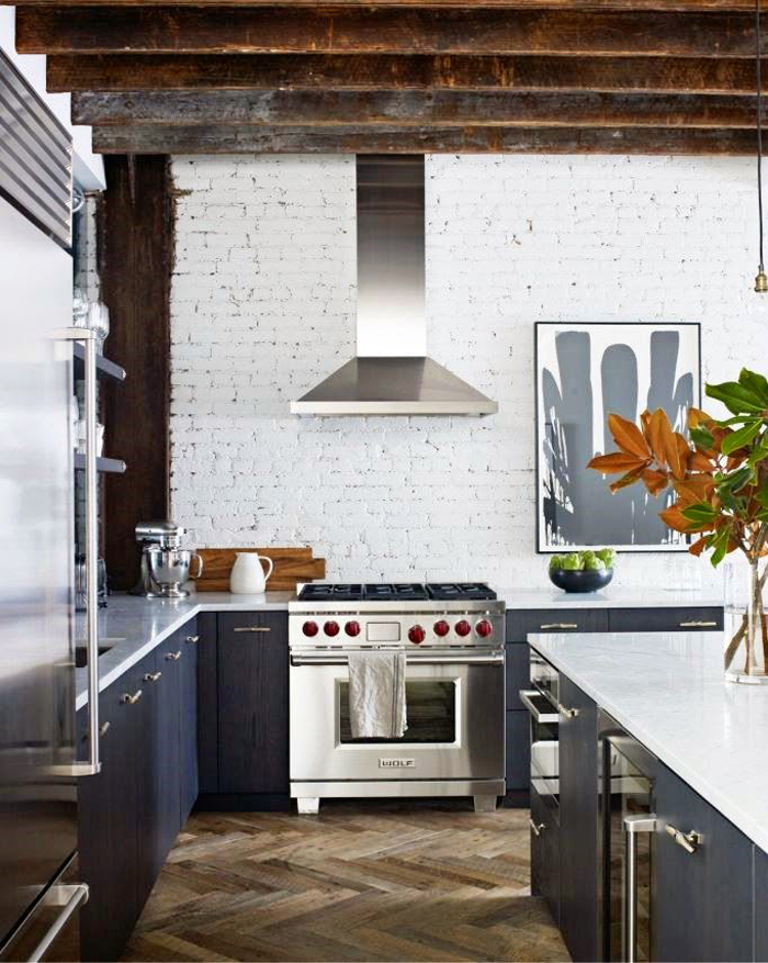 Индустриальный Лофт в Нью-Йорке_07 Индустриальный Лофт Индустриальный Лофт в Нью-Йорке                                                            07