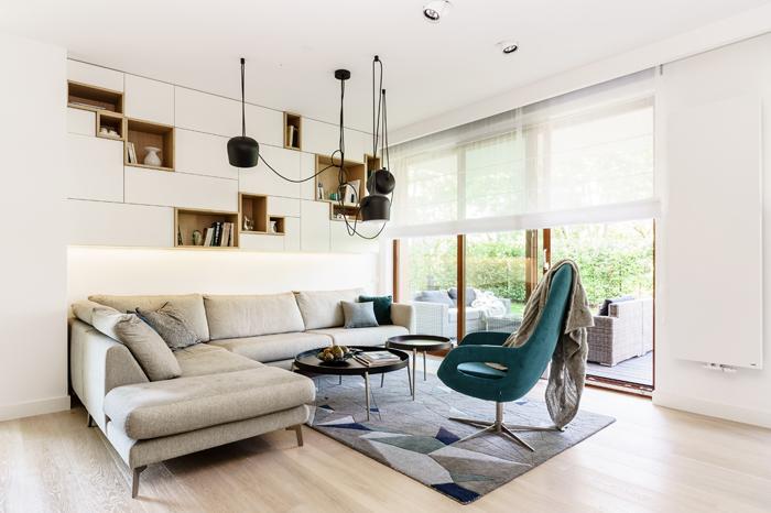 Квартира с яркими деталями в городе Гдыня – Польша                                                                                           01