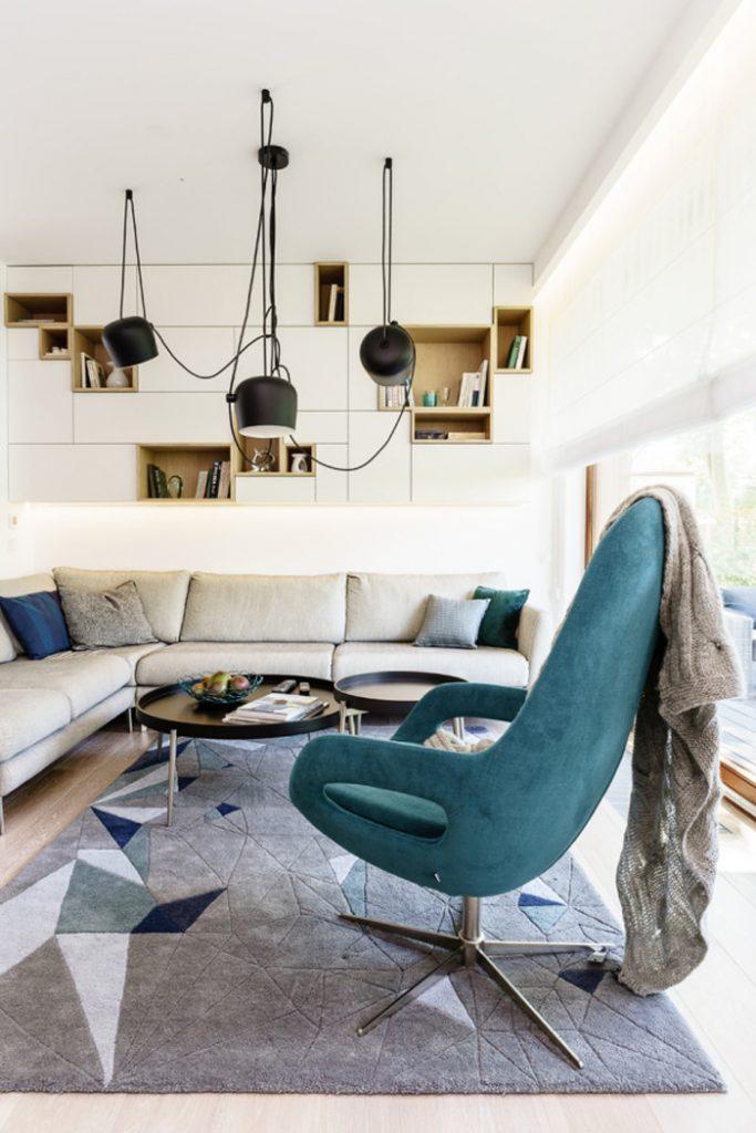 Квартира с яркими деталями в городе Гдыня - Польша_02
