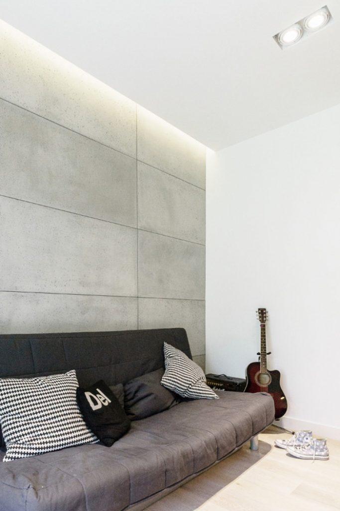 Квартира с яркими деталями в городе Гдыня - Польша_15