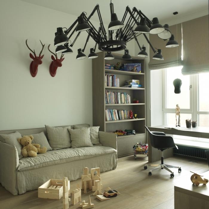 Квартира_2010_1  Оттенки серого: современный интерьер дизайн от SUITE Home Interiors                  2010 1