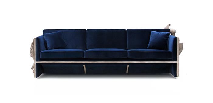 Потрясающие декоративные диваны для гостиной_09