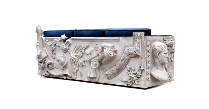 Потрясающие декоративные диваны для гостиной_10