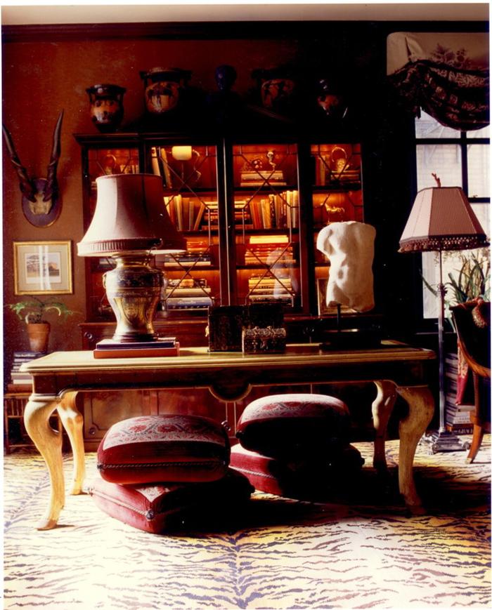 20 идей дизайна и декора домашнего офиса_02