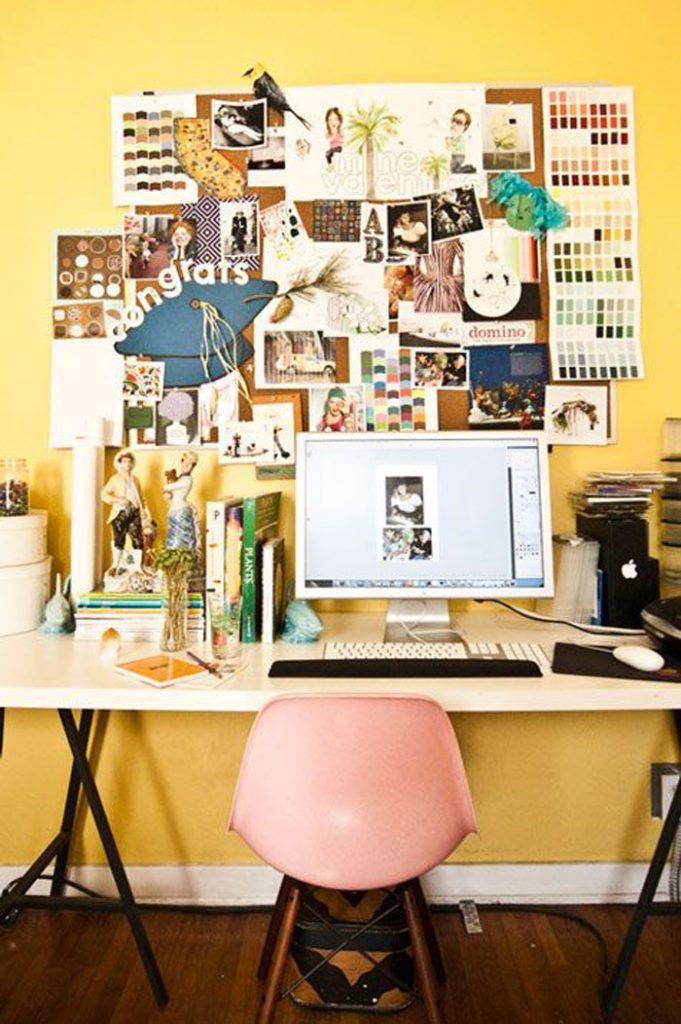 20 идей дизайна и декора домашнего офиса_05