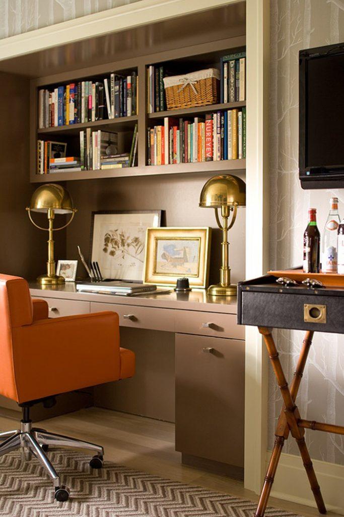 20 идей дизайна и декора домашнего офиса_10