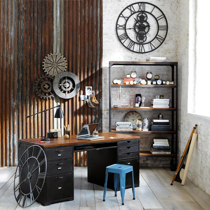 20 идей дизайна и декора домашнего офиса_18