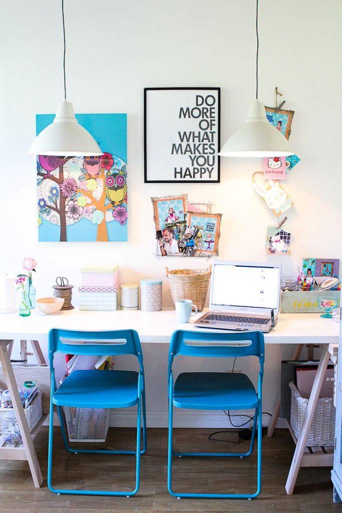 20 идей дизайна и декора домашнего офиса_19