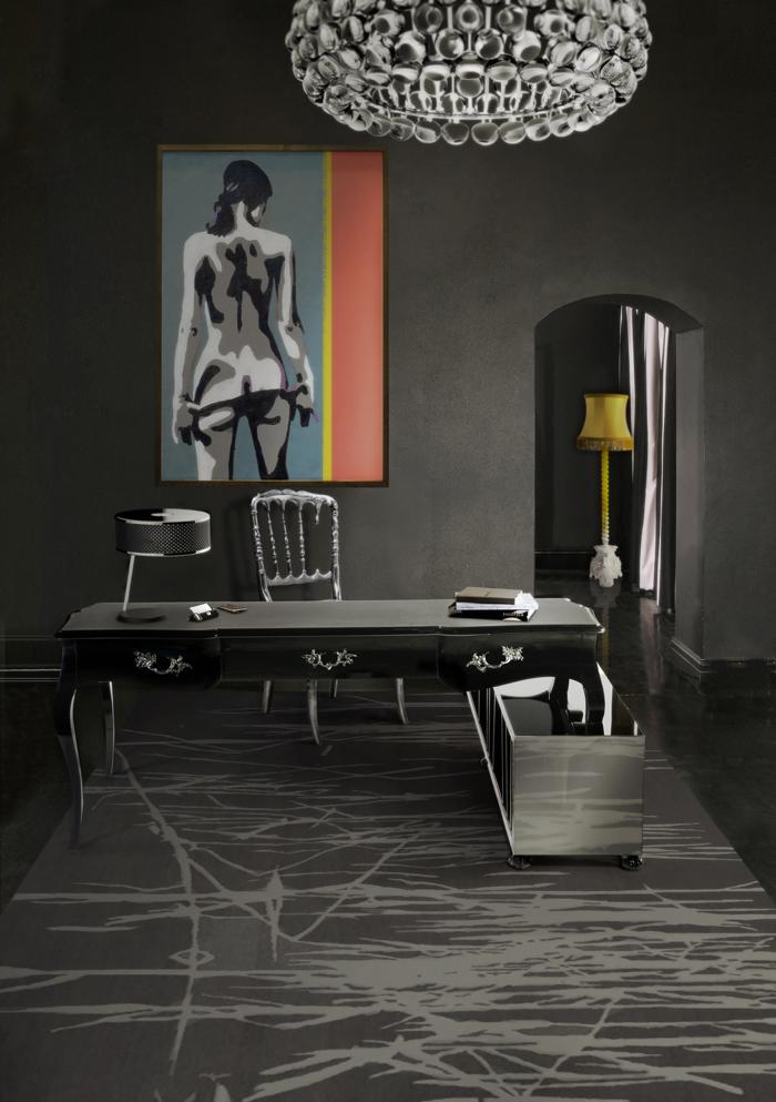 20 идей дизайна и декора домашнего офиса_20