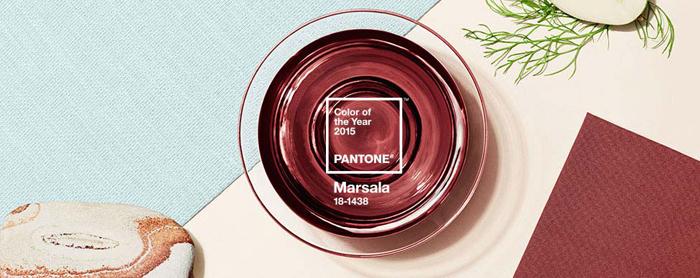 Назван самый модный цвет 2015 года – Марсала                                               2015                         01