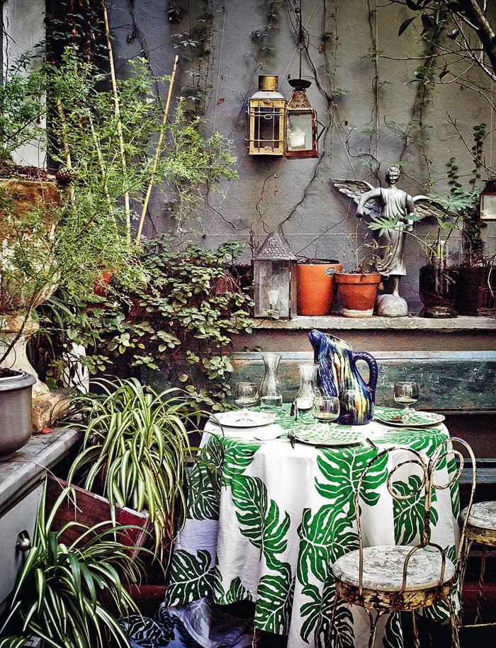 Проект  Дом в Мексиканском стиле_13