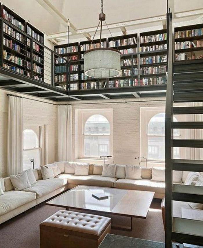 Вдохновение недели   библиотеки в доме_00  Вдохновение недели  : библиотеки в доме                                                                      00