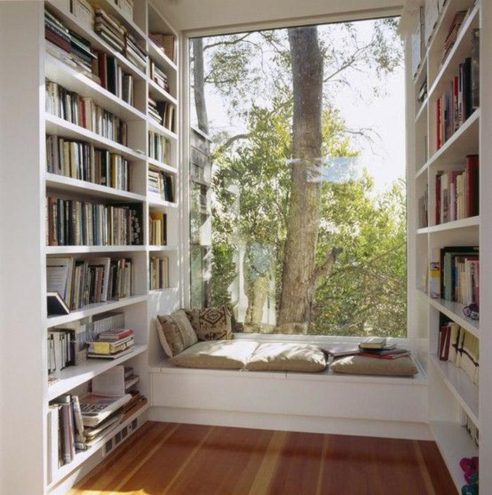 Вдохновение недели   библиотеки в доме_06