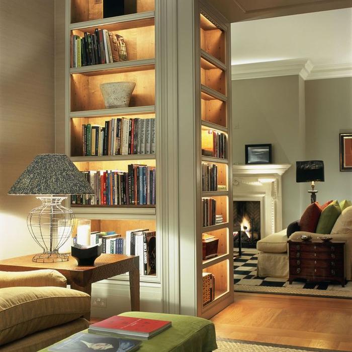 Вдохновение недели   библиотеки в доме_07