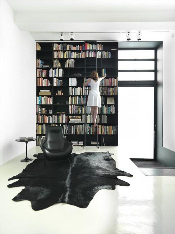 Вдохновение недели   библиотеки в доме_15