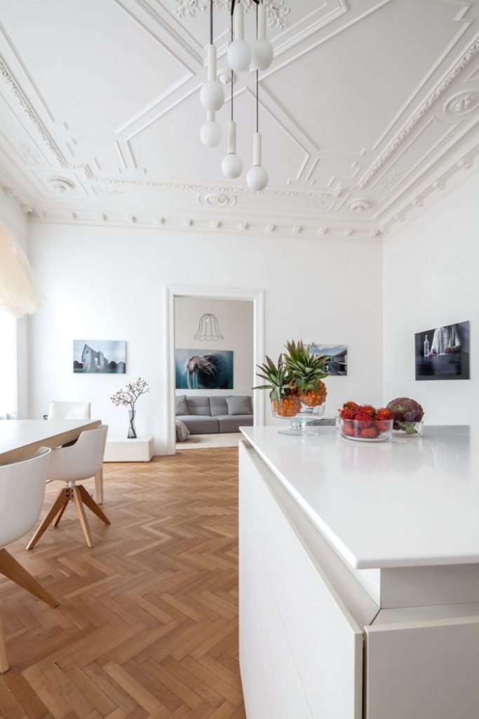 Классические венские апартаменты с современным ремонтом                                                                                                           05