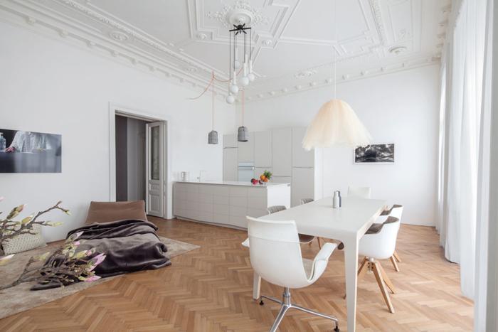 Классические венские апартаменты с современным ремонтом_10