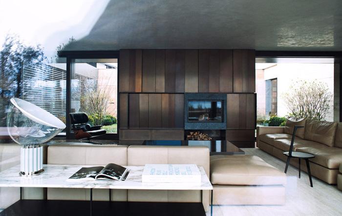 _  Проект Родольфо Дордони : Дом на озере Комо                                                                              04
