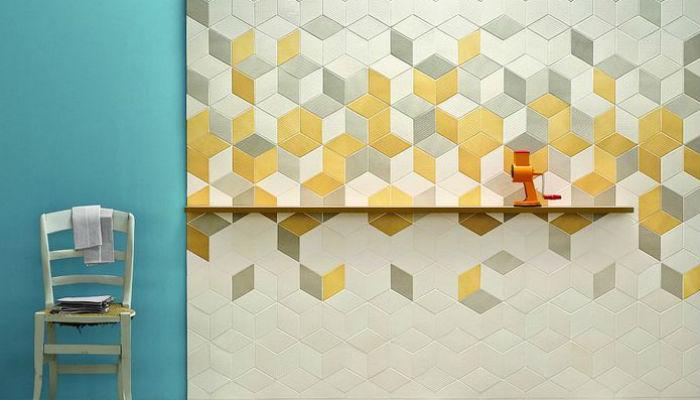 Вдохновение недели: плитка в декоре интерьера e7892efccb8d51b9c9742b84533d332a