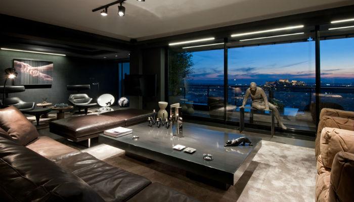 50 оттенков серого в проекте архитекторов бюро Studio Omerta