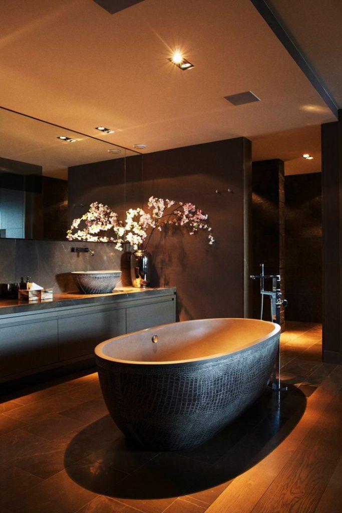 Вдохновение недели : Ванная комната                                                                 09