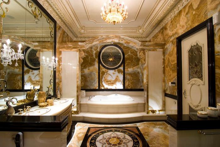 Вдохновение недели  Ванная комната_13