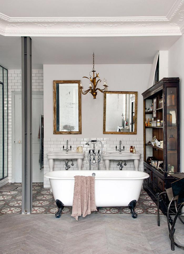 Вдохновение недели  Ванная комната_14