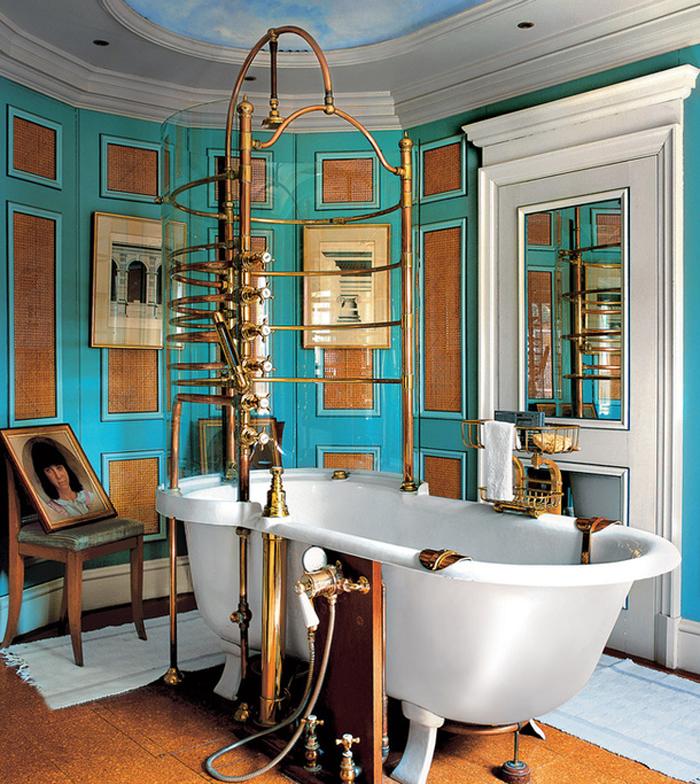 Вдохновение недели  Ванная комната_17