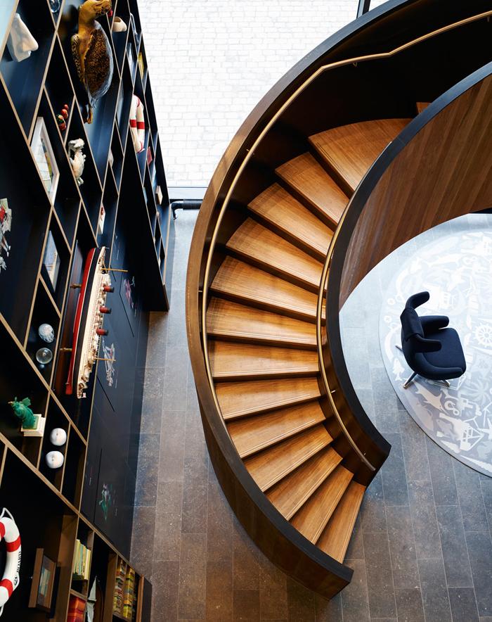 Проект  Модный Отель в Роттердаме_03