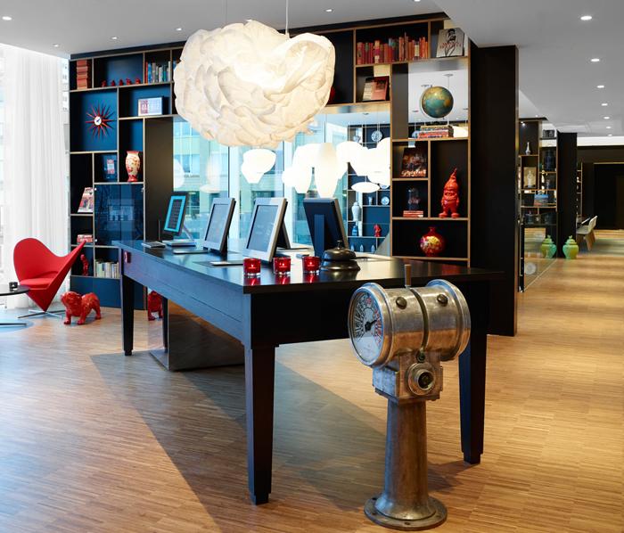 Проект  Модный Отель в Роттердаме_05